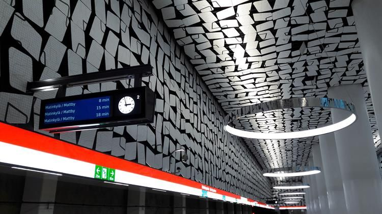 Bosch equips Helsinki Metro with public address and emergency voice evacuation system_3