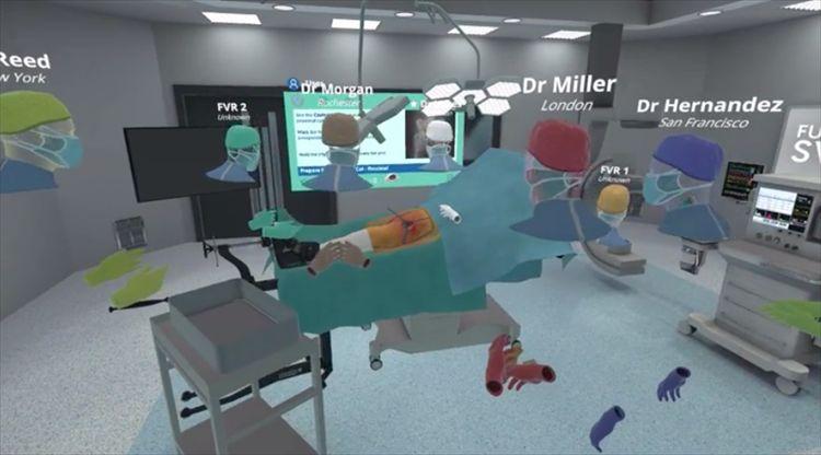 FundamentalVR Surgery_Multiuser 4