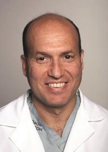 Dr Joshua Bederson, neurosurgeon at Mount Sinai Hospital headshot