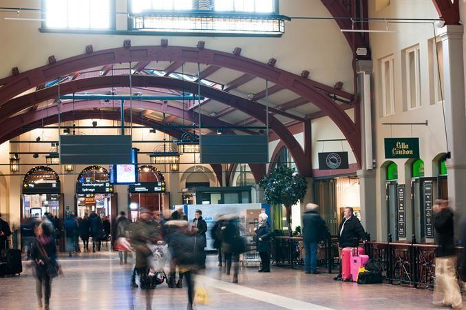 renkus heinz gothenburg station transport