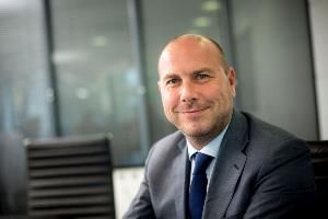Simon Smith vice president Christie EMEA