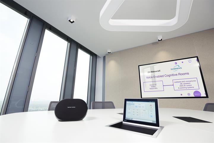 Watson IoT headquarters in Munich
