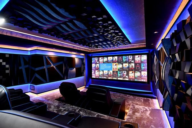 Best Home Cinema Level II Winner - Cyberhomes