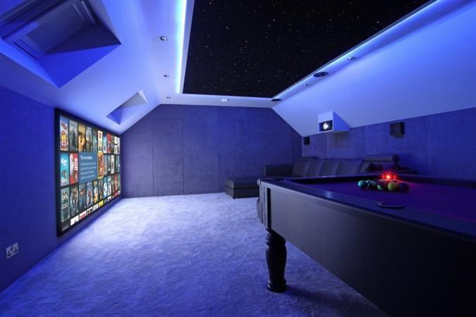 Multi purpose cinema room 1